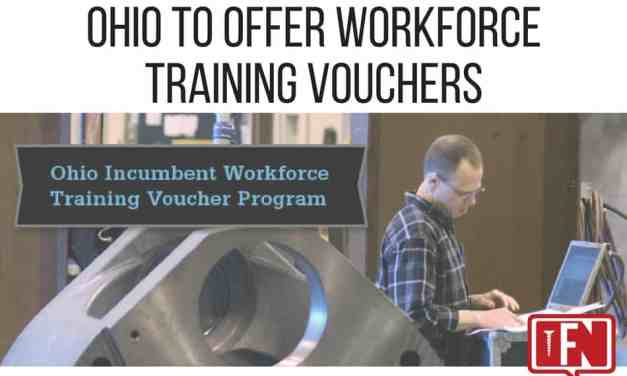 Ohio to Offer Workforce Training Vouchers