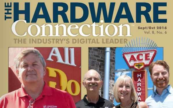 The Hardware Connection, September/October 2016