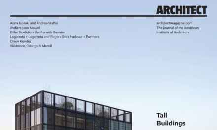 Architect Magazine, October 2016