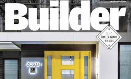 BUILDER, October 2016