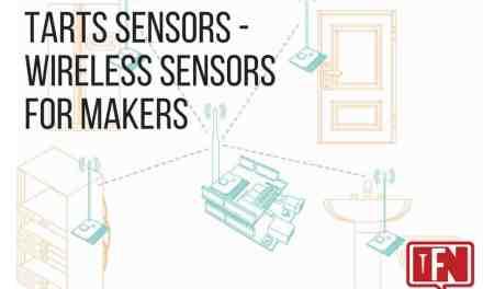 Tarts Sensors – Wireless Sensors for Makers