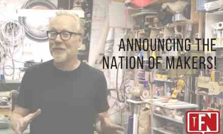 Announcing the Nation of Makers!