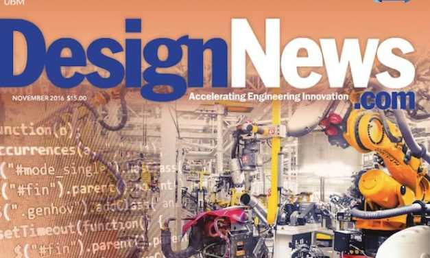 Design News, November 2016