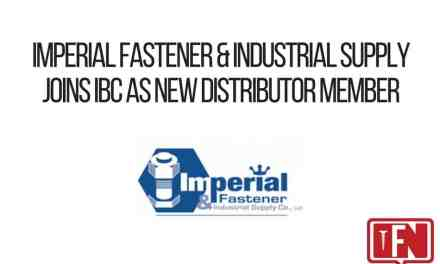 Imperial Fastener & Industrial Supply Joins IBC As New Distributor Member