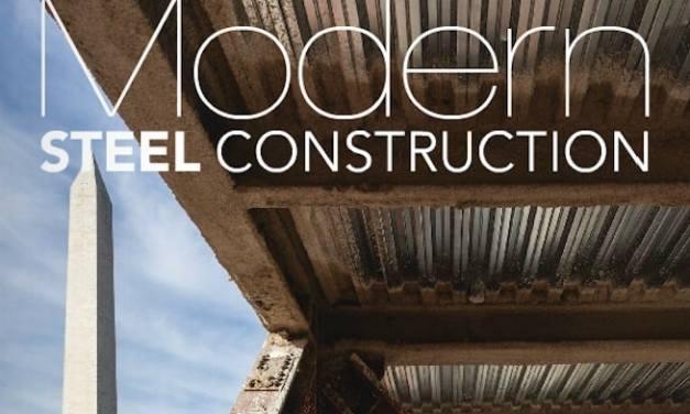 Modern Steel Construction, November 2016