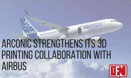 Arconic Strengthens Its 3D Printing Collaboration With Airbus