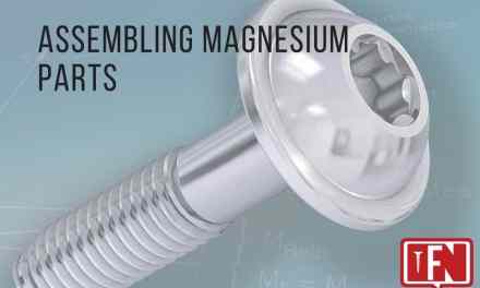 Assembling Magnesium Parts