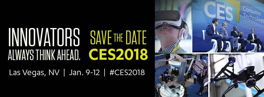 International CES 2018 - Consumer Electronics Show