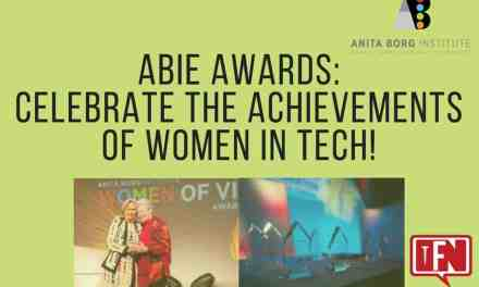ABIE Awards: Celebrate the Achievements of Women in Tech!