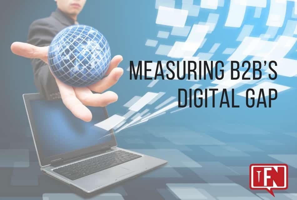 Measuring B2B's Digital Gap