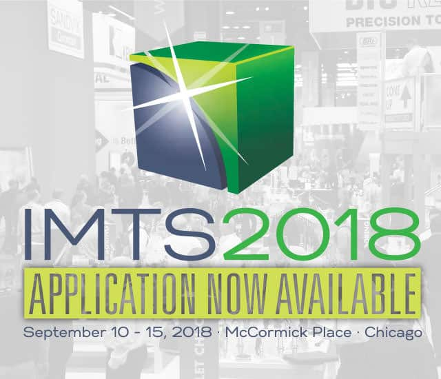 International Manufacturing Technology Show (IMTS) 2018