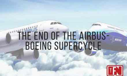 The End Of The Airbus-Boeing Supercycle