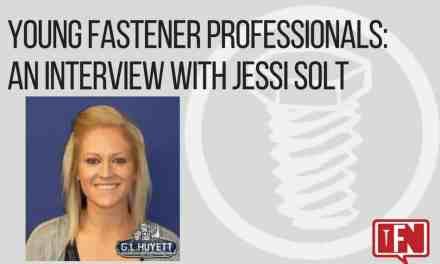 Young Fastener Professionals: An Interview with Jessi Solt