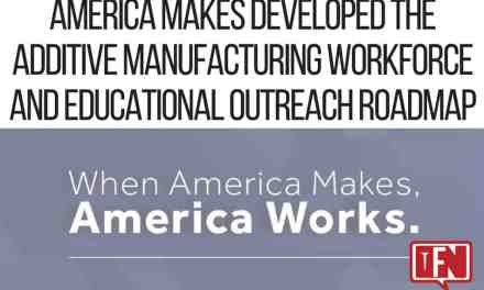 America Makes Developed the Additive Manufacturing Workforce and Educational Outreach Roadmap