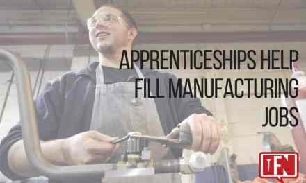 Apprenticeships Help Fill Manufacturing Jobs