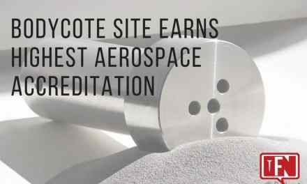 Bodycote Site Earns Highest Aerospace Accreditation