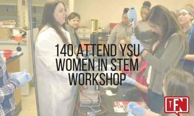 140 attend YSU Women in STEM Workshop
