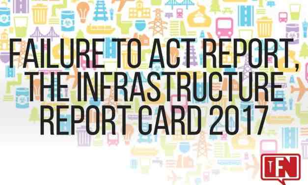 Failure to Act Report, The Infrastructure Report Card 2017
