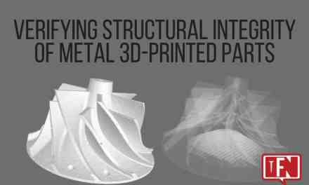 Verifying Structural Integrity of Metal 3D-Printed Parts