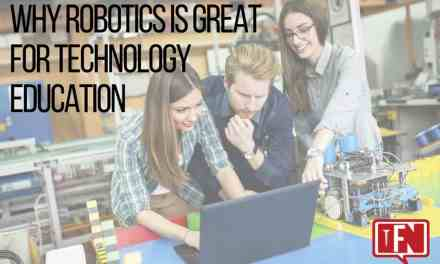 Why Robotics is Great for Technology Education