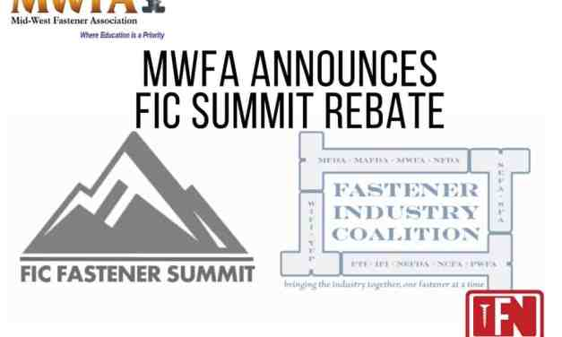 MWFA Announces FIC Summit Rebate