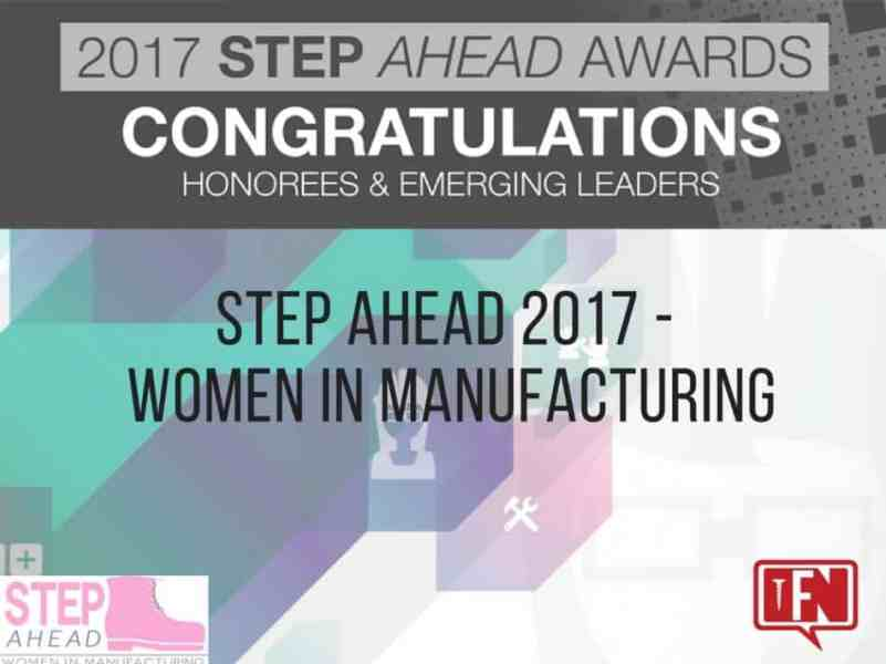 STEP Ahead 2017 - Women in Manufacturing