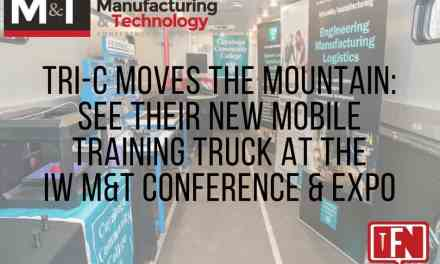 Tri-C Moves the Mountain: See Their New Mobile Training Truck at the IW M&T Conference & Expo