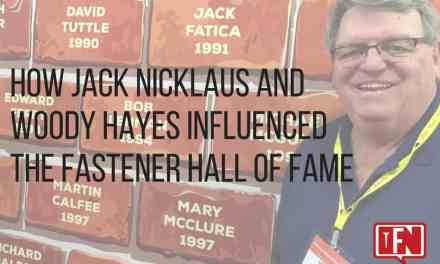 How Jack Nicklaus and Woody Hayes Influenced the Fastener Hall of Fame