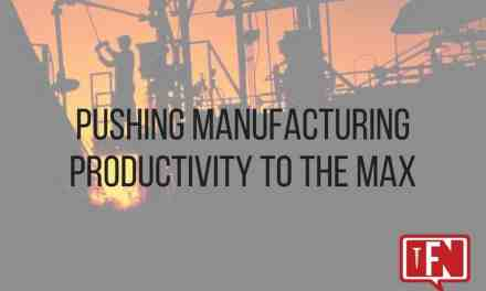 Pushing Manufacturing Productivity to the Max