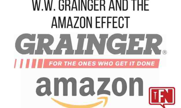 W.W. Grainger And The Amazon Effect
