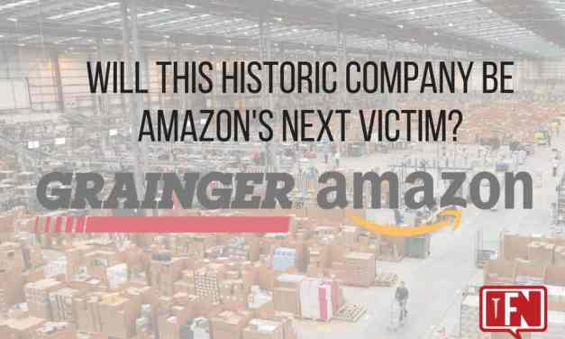Will This Historic Company Be Amazon's Next Victim?