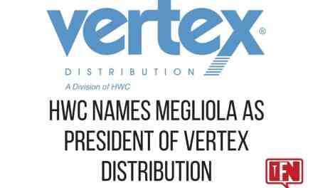 HWC Names Megliola as President of Vertex Distribution