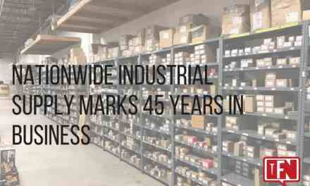 Nationwide Industrial Supply Marks 45 Years in Business