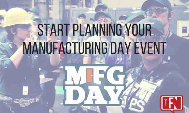 Start Planning Your Manufacturing Day Event