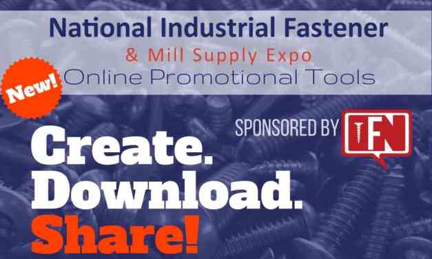 Promote Your Company Before Heading to the 2017 Fastener Show