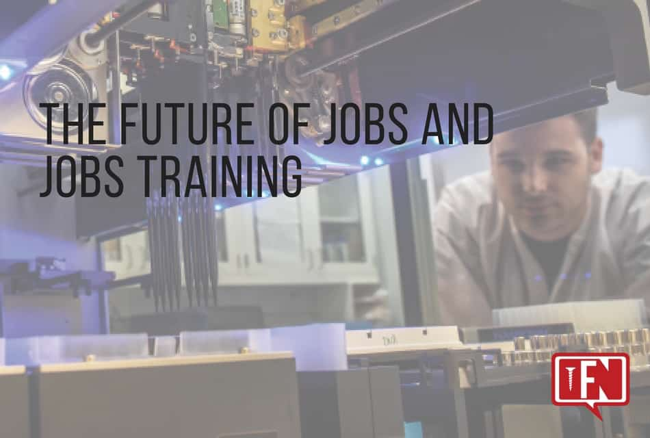 The Future of Jobs and Jobs Training