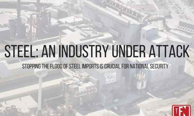 Steel: An industry under attack