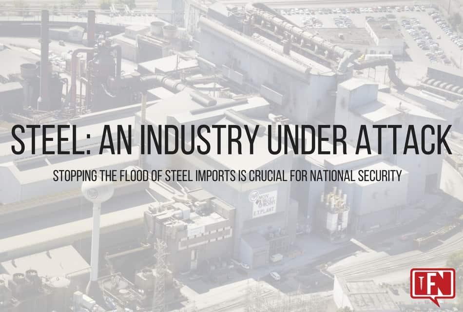Steel: An industry under attack