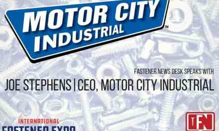 Fastener News Desk Speaks with Joe Stephens   CEOof Motor City Industrial  IFE 2017 Series