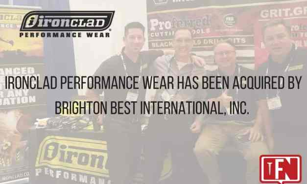 Brighton Best Acquires Ironclad Performance Wear