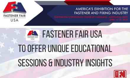 Fastener Fair USA to Offer Unique Educational Sessions and Industry Insights