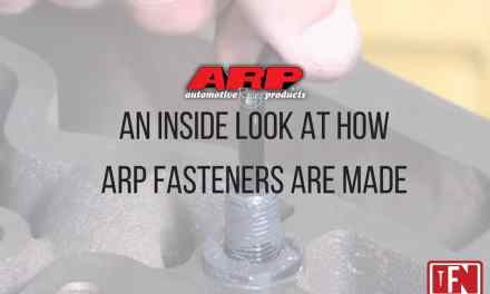 An Inside Look At How ARP Fasteners Are Made