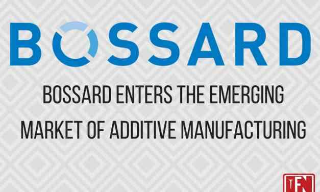Bossard Enters the Emerging Market of Additive Manufacturing
