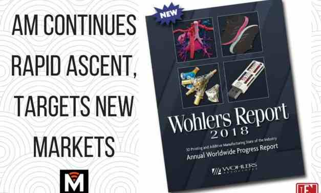 AM Continues Rapid Ascent, Targets New Markets