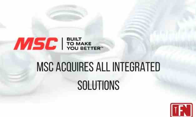 MSC Acquires All Integrated Solutions