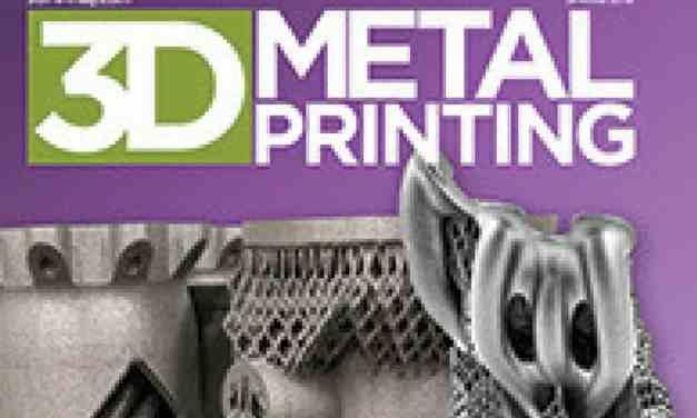 3D Metal Printing, Spring 2018