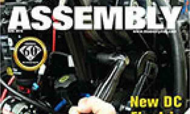 Assembly Magazine, June 2018