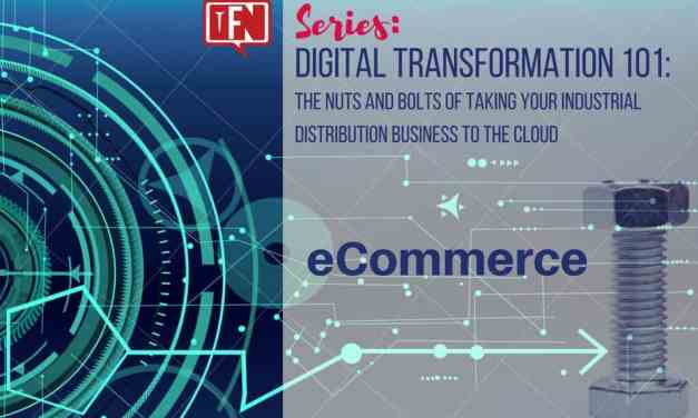 Digital Transformation 101 for Industrial Distributors: eCommerce