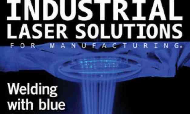Industrial Laser Supply, August 2018