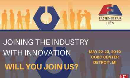 Registration Opens for Fastener Fair USA